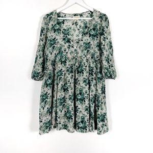 Ralph Lauren Denim & Supply Floral Babydoll Dress